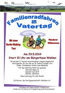 2014-5-29-Radtour-Plakat
